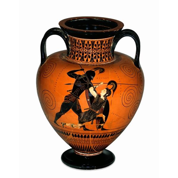Geschiedenis En Kunst: De Mythe Van De Trojaanse Oorlog